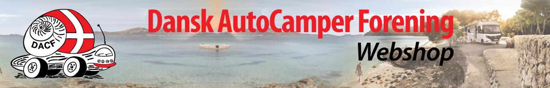 Dansk AutoCamper Forening Webshop