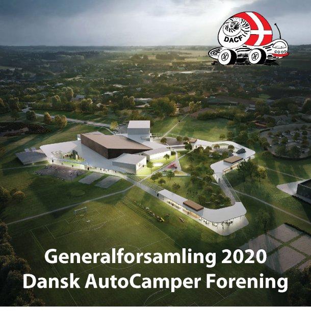 Generalforsamling 2020 i Høng-Hallen