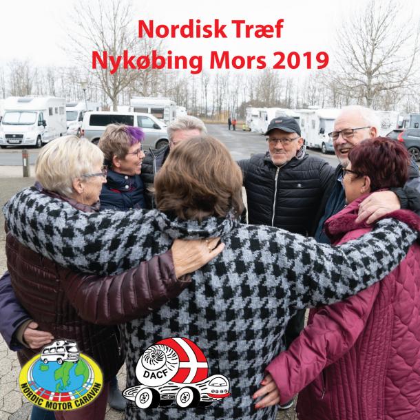 Nordisk Træf 2019 Nykøbing Mors
