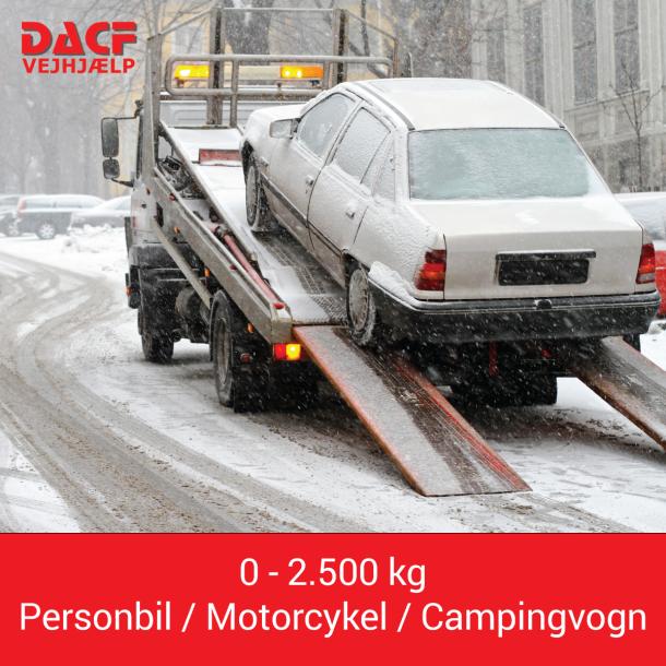 Dansk AutoCamper Forening vejhjælp kategori 1