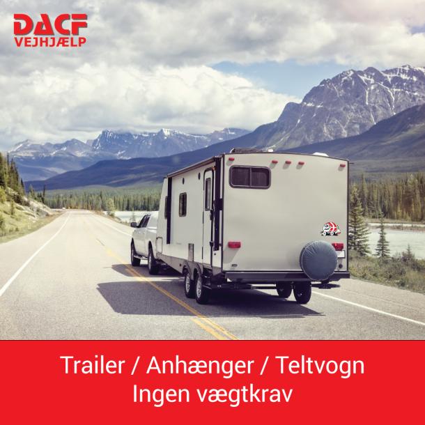 Dansk AutoCamper Forening vejhjælp kategori 5